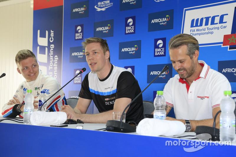 Yann Ehrlacher Rc Motorsport Lada Vesta Thed Bjork Polestar