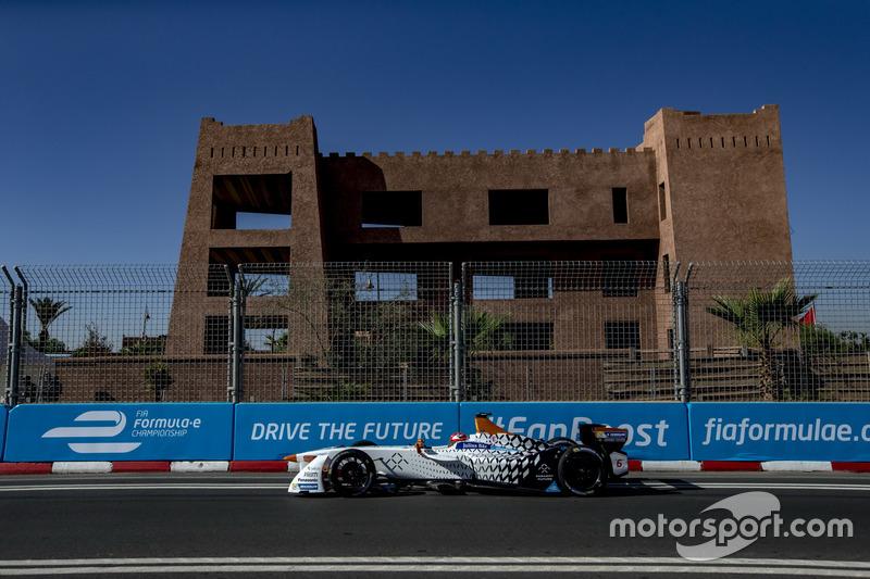 Второй этап принял Марракеш – Формула E впервые приехала в Африку
