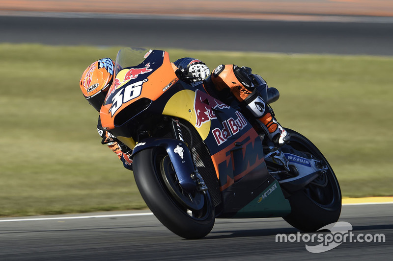 23. Mika Kallio, Red Bull KTM Factory Racing