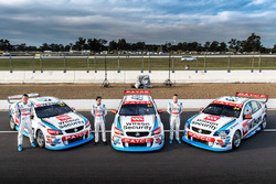 Garth Tander, James Goldwin, James Moffat, Garry Rogers Motorsport