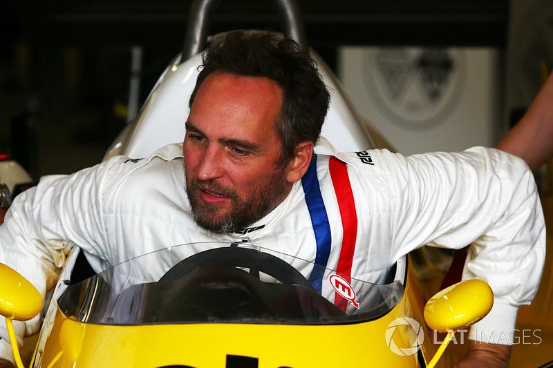 Франк Монтаньи, Renault Sport F1 Team