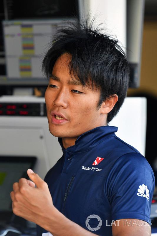 نوباهارو ماتسوشيتا، ساوبر