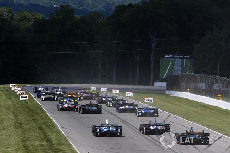 В гонке все-таки удалось многое отыграть – семь позиций – и финишировать 14-м