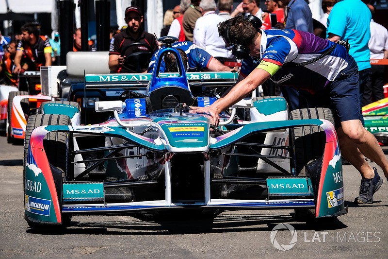 Coche de Antonio Felix da Costa, Amlin Andretti Formula E Team