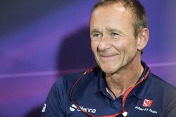 Jorg Zander, Technical Director, Sauber F1