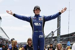 Racewinnaar Matheus Leist, Carlin