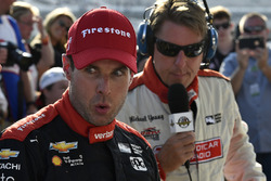 Winner Will Power, Team Penske Chevrolet