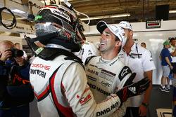 Нік Тенді, Ніл Яні, Porsche Team