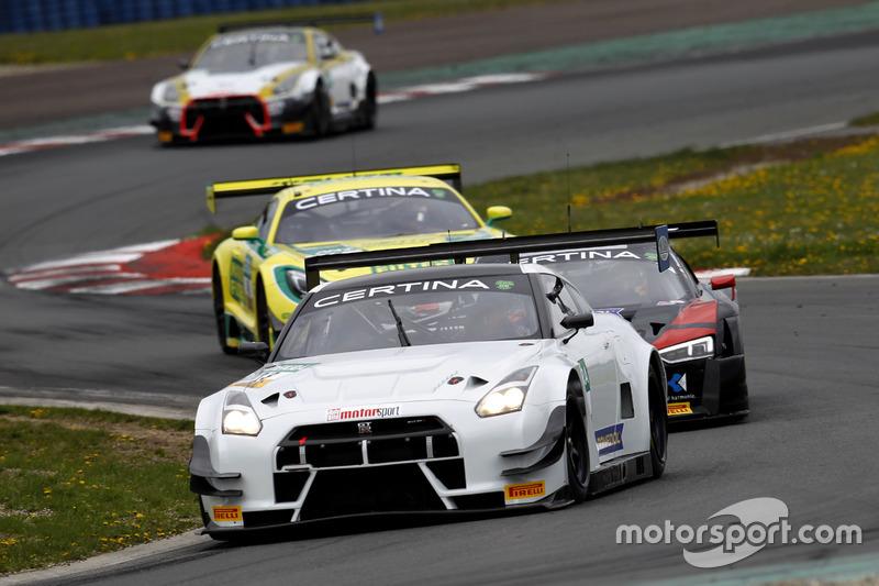 #23 MRS GT-Racing, Nissan GT-R NISMO GT3