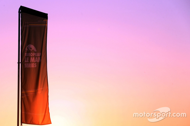 Flagge: European Le Mans Series (ELMS)