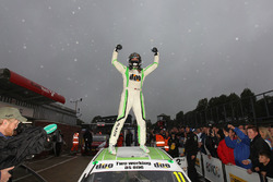 Race winner Rob Austin, Handy Motorsport Toyota Avensis
