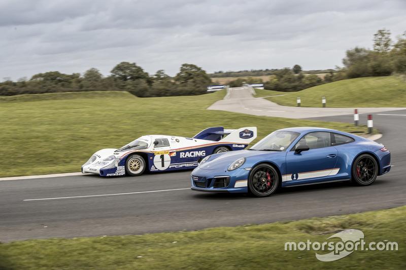 Porsche 911 Carrera GTS 4 British Legends Edition & Porsche 956
