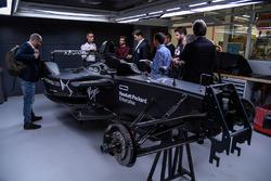 DS Virgin Racing aracı