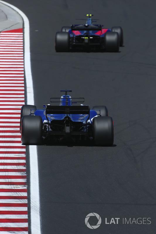 Карлос Сайнс-молодший, Scuderia Toro Rosso STR12, Маркус Ерікссон, Sauber C36