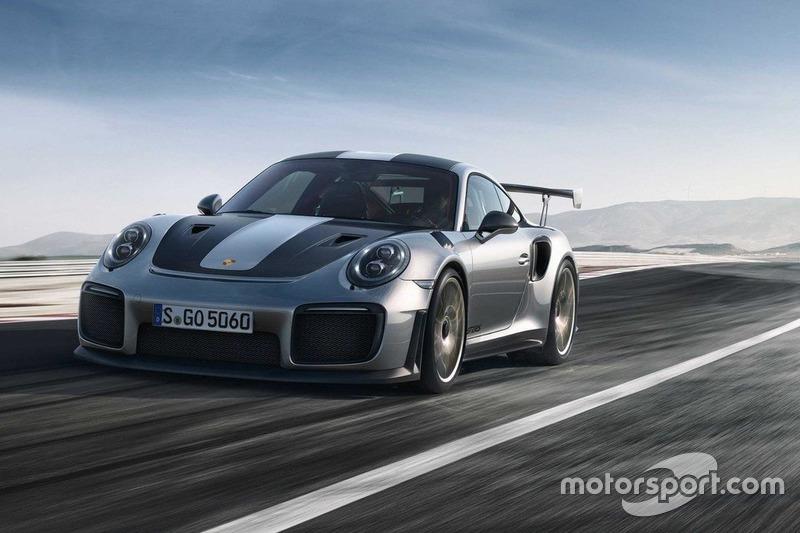 Nuova Porsche 911 GT2 RS