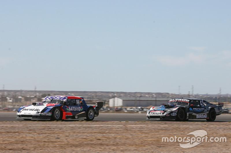 Jose Savino, Savino Sport Ford, Christian Ledesma, Las Toscas Racing Chevrolet