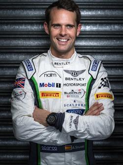 Andy Soucek, Bentley Team M-Sport