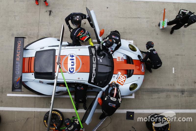 5. GTE-Am: #86 Gulf Racing, Porsche 911 RSR