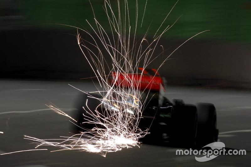 F1, Singapur 2009: Lewis Hamilton, McLaren MP4-24