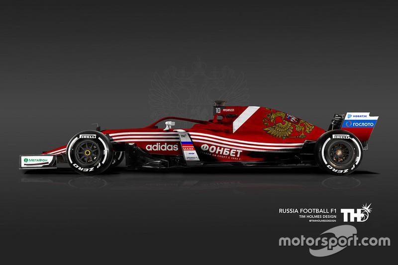 F1 Team Rusia