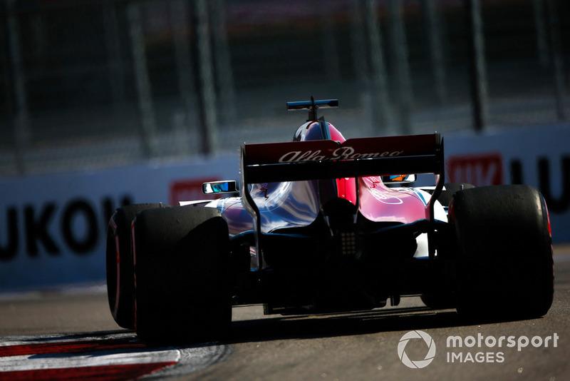 18. Маркус Ерікссон, Sauber — 6