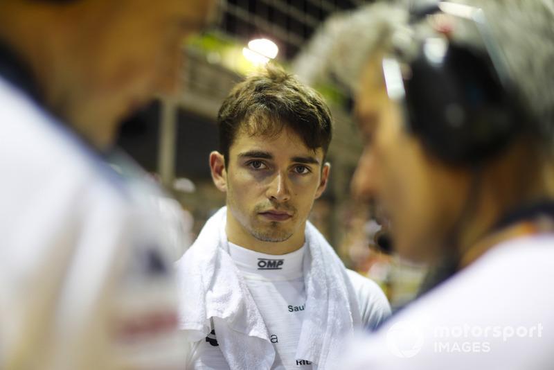 6 Charles Leclerc: 71 puntos (no estaba en 2017)