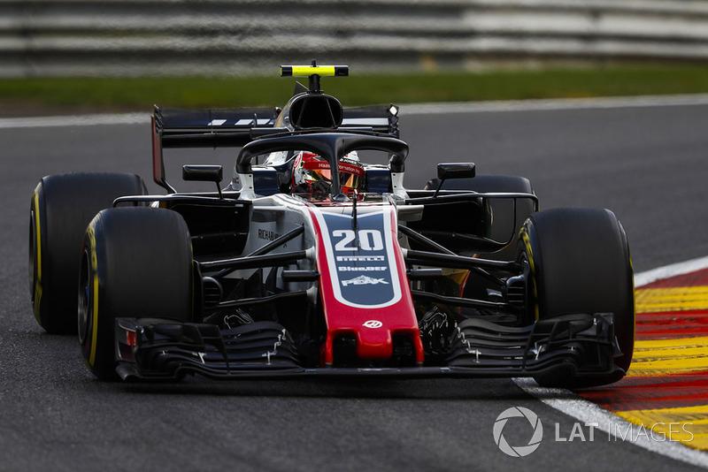14. Kevin Magnussen, Haas F1 Team VF-18
