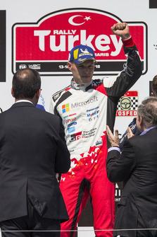 Podium: Ott Tänak, Toyota Gazoo Racing