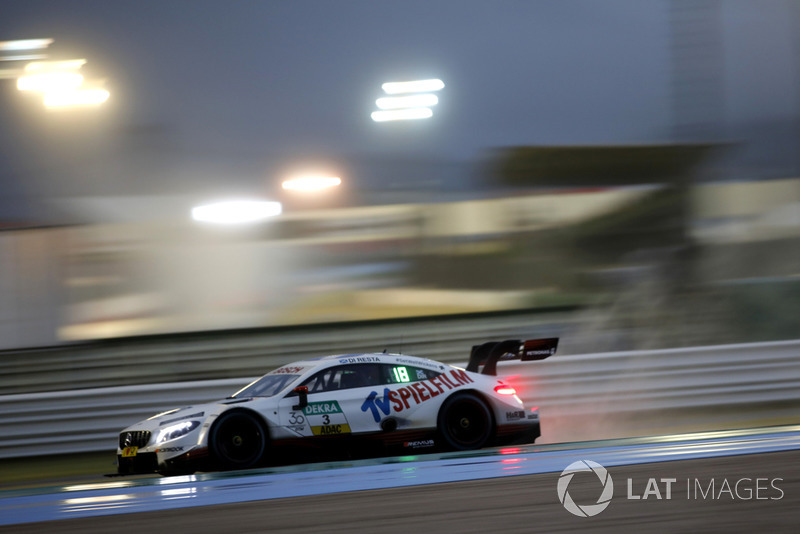 8. Paul Di Resta, Mercedes-AMG Team HWA, Mercedes-AMG C63 DTM