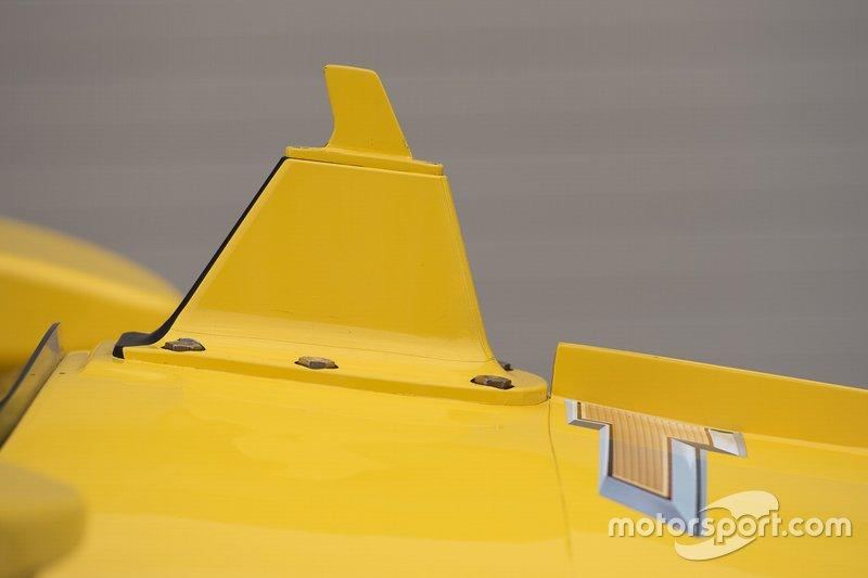 Test di apertura Indy 500