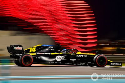 Abu Dhabi Post Season Test