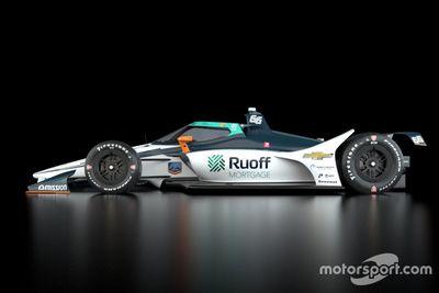 Arrow McLaren - Prezentacja barw