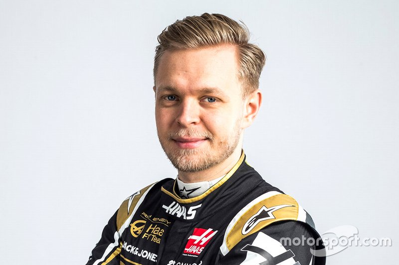 #20 Kevin Magnussen, Haas F1 (Sigue)