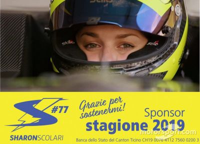 Annuncio Sharon Scolari nella Formula Regional