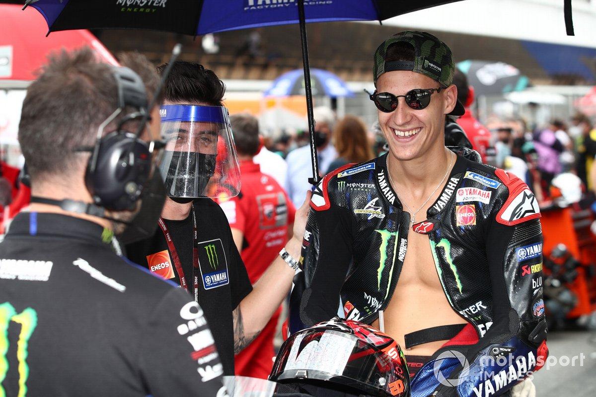Fabio Quartararo, Yamaha Factory Racing MotoGP