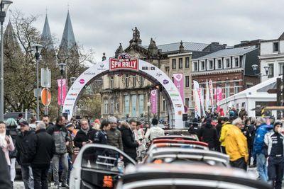 Presentazione - Spa Rally