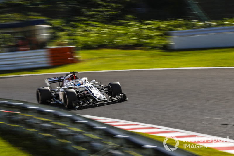 12e : Marcus Ericsson (Alfa Romeo Sauber)