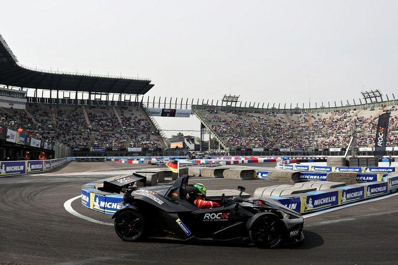 Мік Шумахер, KTM X-Bow Comp R