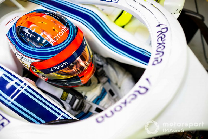 Роберт Кубіца, Williams Martini Racing