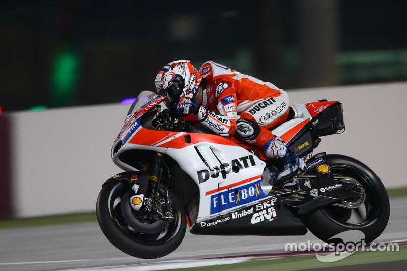 2. Andrea Dovizioso, Ducati Team, +0,071