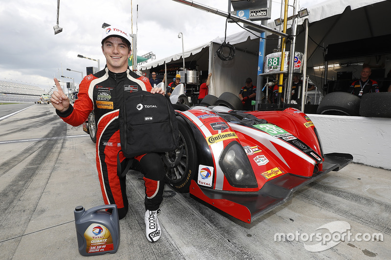 Pole position PC de James French, Performance Tech Motorsports