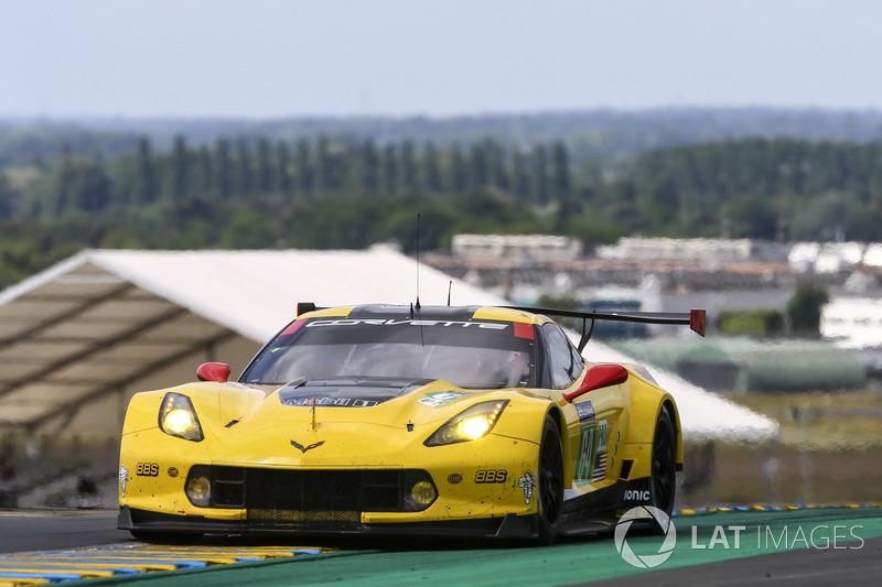 LMGTE-Pro: #64 Corvette Racing, Corvette C7.R