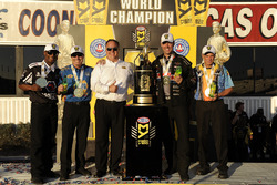2016 Champions: Antron Brown, Ron Capps, Jason Line, Jerry Savoie
