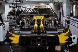 Das Auto von Timo Glock, BMW Team RMG, BMW M4 DTM