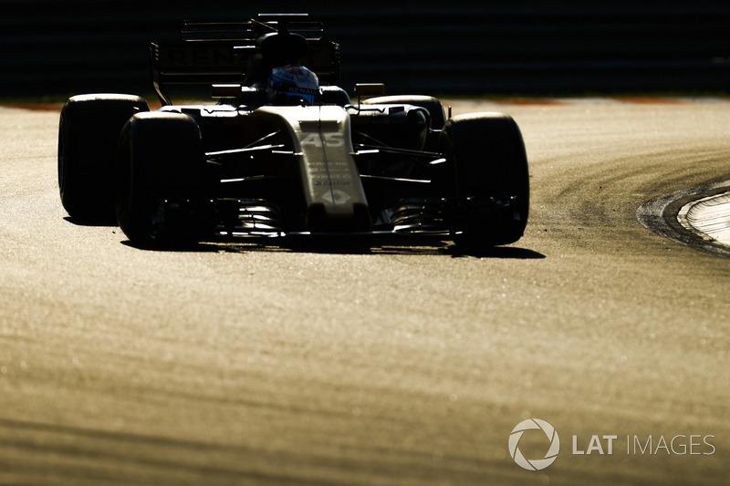 Ніколя Латіфі, Renault Sport F1 Team RS1