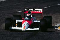 Alain Prost, McLaren MP4/5 Honda