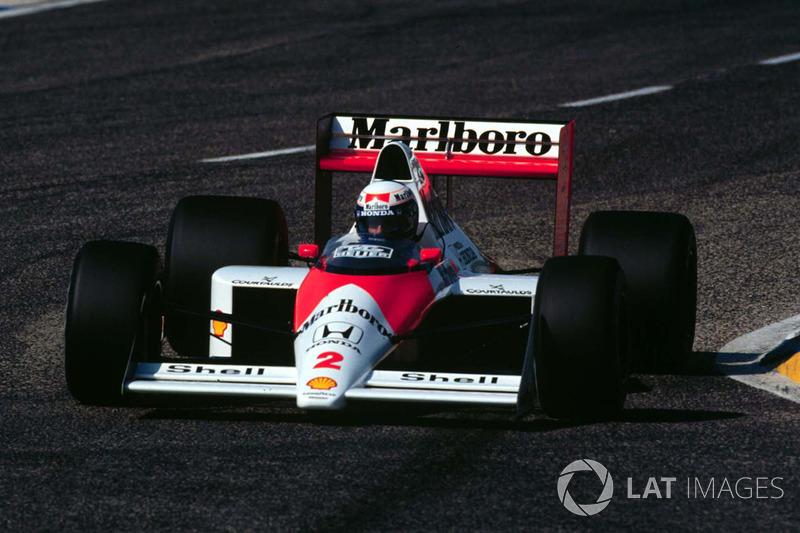1989 - Alain Prost, McLaren-Honda