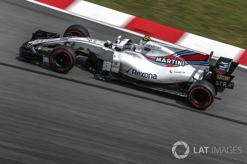 2017: Williams-Mercedes FW40