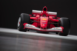 Ferrari F2001 of Michael Schumacher