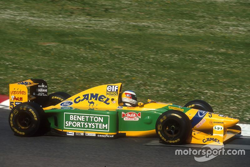 1993: Benetton